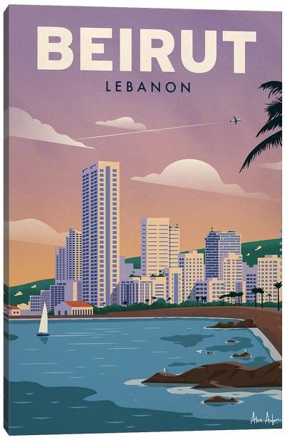 Beirut Canvas Art Print