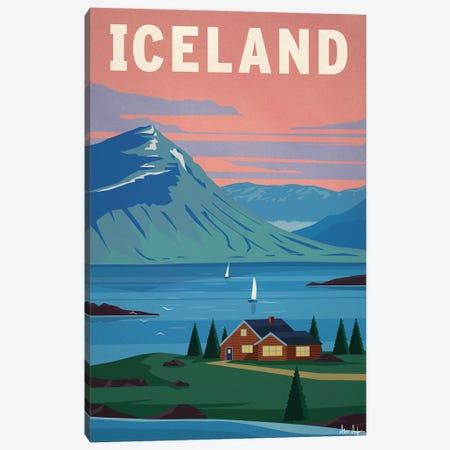 Iceland Canvas Print #IDS87} by IdeaStorm Studios Canvas Print
