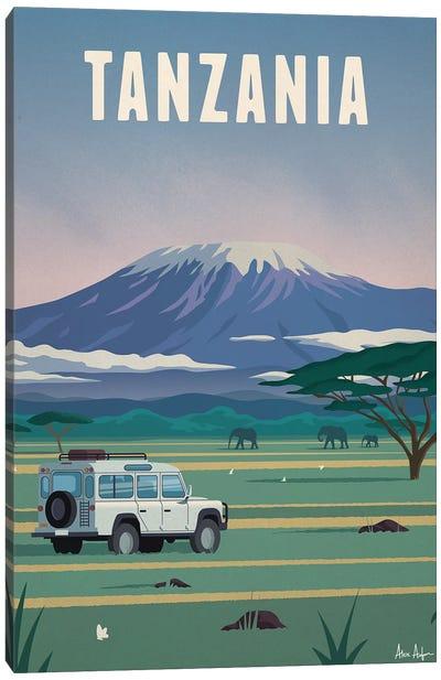 Tanzania Canvas Art Print