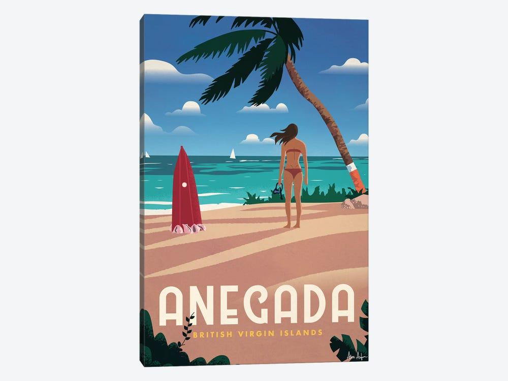 Anegada by IdeaStorm Studios 1-piece Canvas Art Print