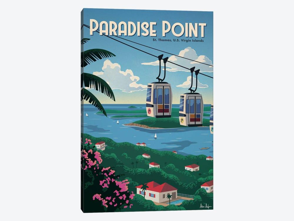 Paradise Point by IdeaStorm Studios 1-piece Canvas Print