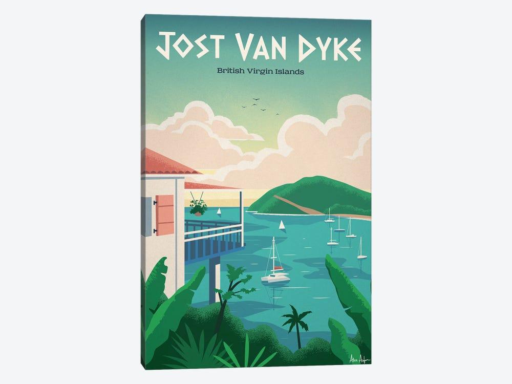 Jost Van Dyke by IdeaStorm Studios 1-piece Canvas Art