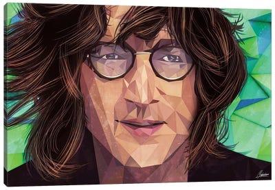 Indie Lennon Canvas Art Print