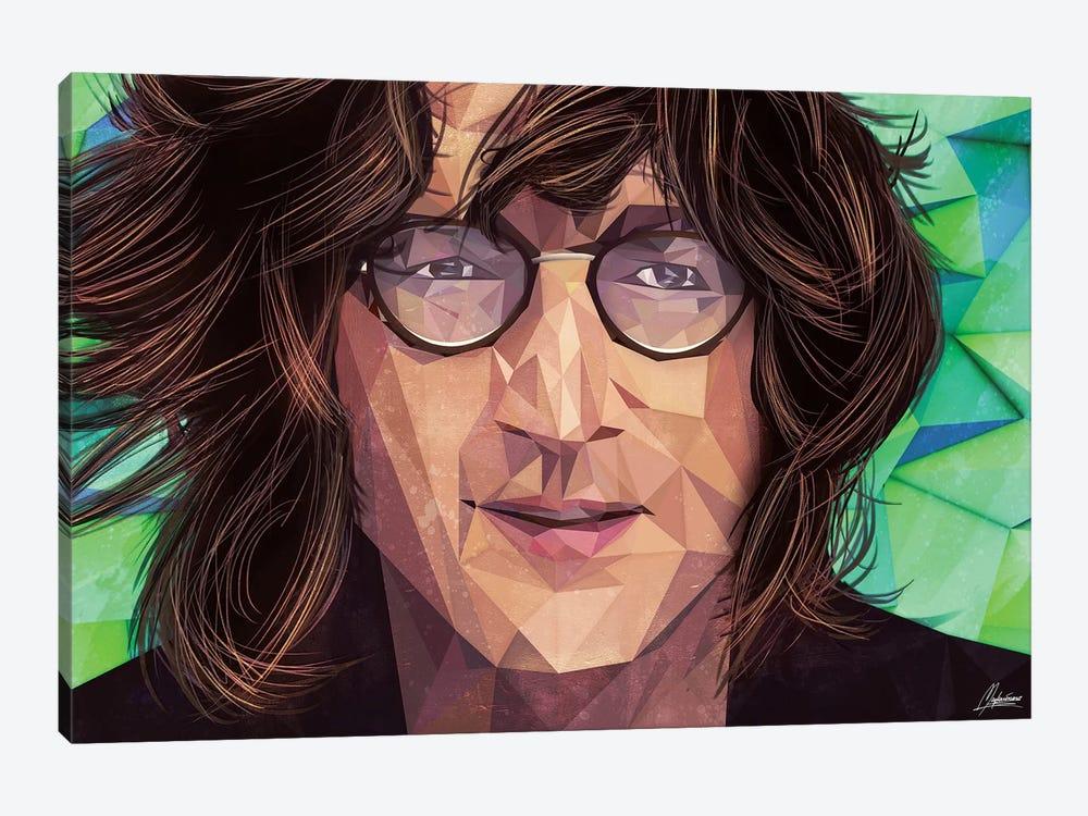 Indie Lennon by Mayka Ienova 1-piece Art Print