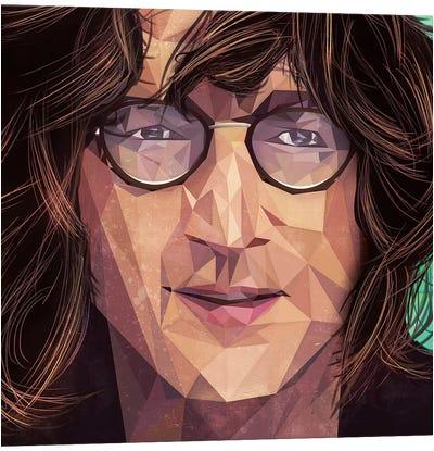Indie Lennon Canvas Print #IEN14