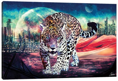 Jagwar Ex-Machina Canvas Art Print