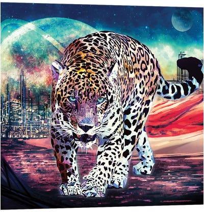 Jagwar Ex-Machina Canvas Print #IEN16