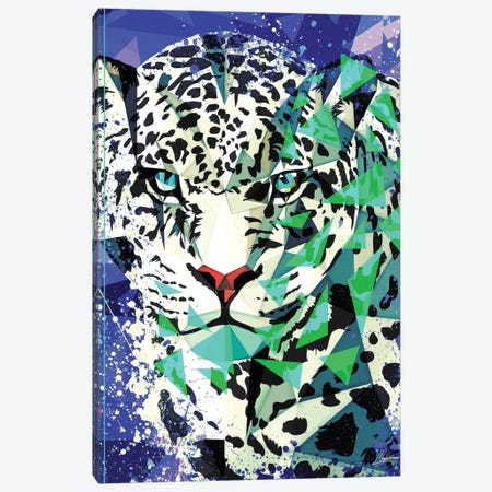 Jagwarod Canvas Print #IEN17} by Mayka Ienova Canvas Art