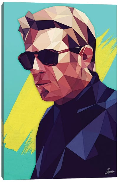 King Of Cool Canvas Art Print