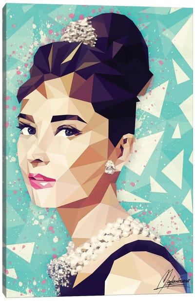 Audrey Canvas Print #IEN1