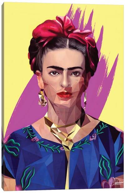 Modern Frida Canvas Art Print