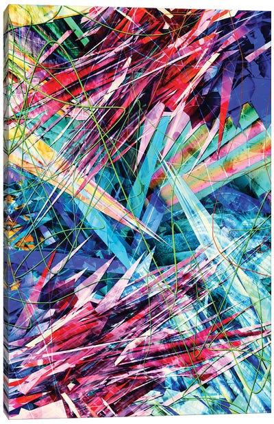 Ruckblende Canvas Art Print