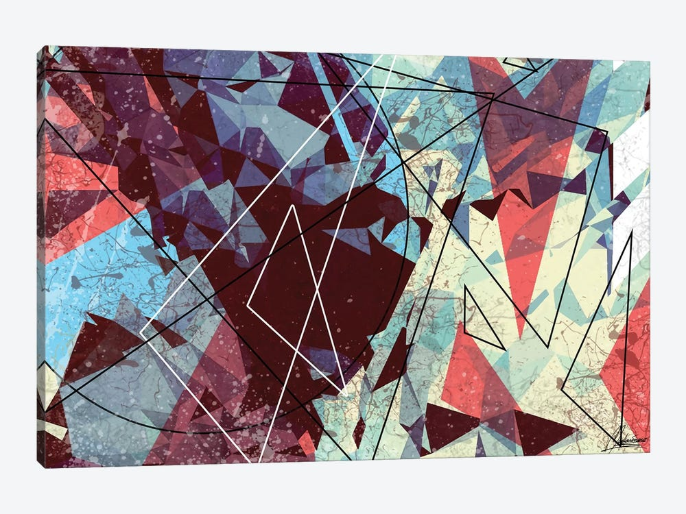 SaK29 by Mayka Ienova 1-piece Canvas Art
