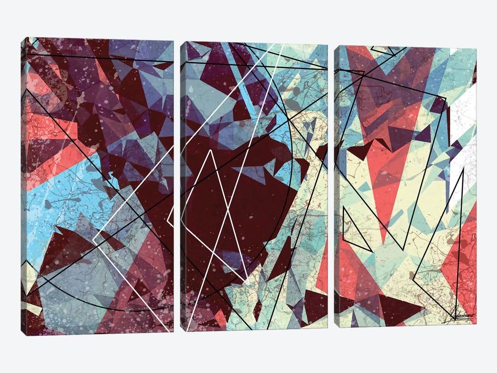 SaK29 by Mayka Ienova 3-piece Canvas Wall Art