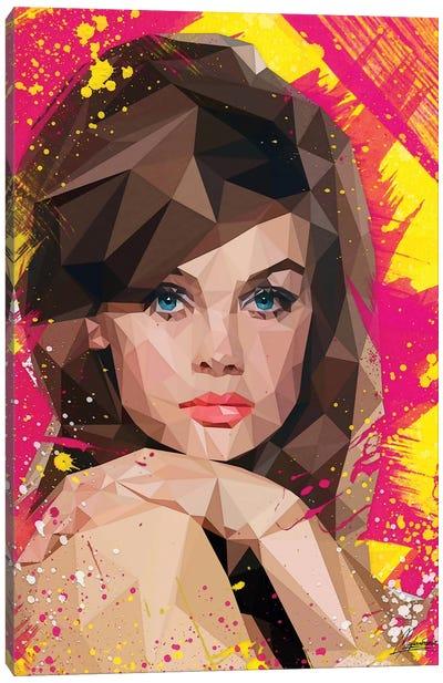 Vogue Muse Canvas Print #IEN37