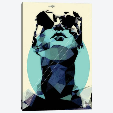 Deepmind Canvas Print #IEN42} by Mayka Ienova Canvas Artwork