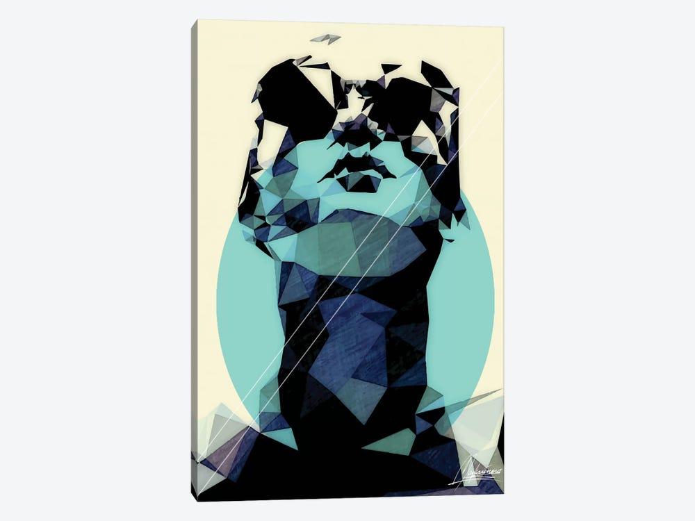 Deepmind by Mayka Ienova 1-piece Canvas Artwork