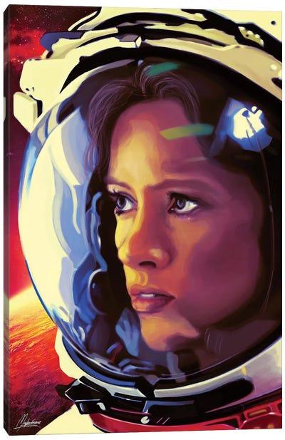 Galactic Journey Canvas Art Print