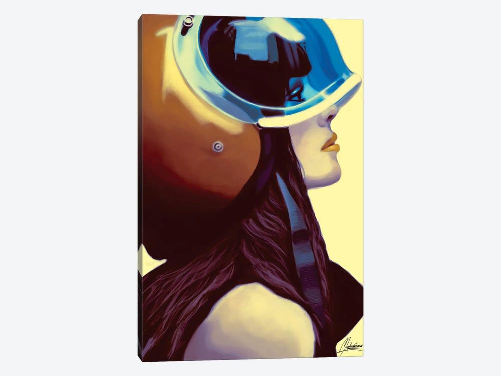 Helmetraus Hsins by Mayka Ienova 1-piece Canvas Artwork