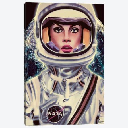 Le Cosmonaute 3-Piece Canvas #IEN50} by Mayka Ienova Canvas Print