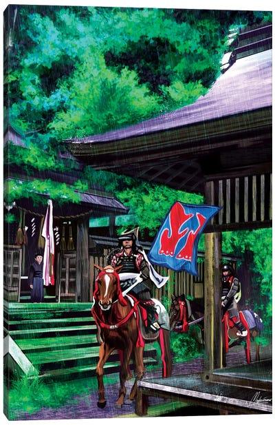 Sayonara Canvas Art Print