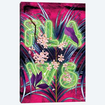 Flaws Canvas Print #IEN9} by Mayka Ienova Canvas Wall Art