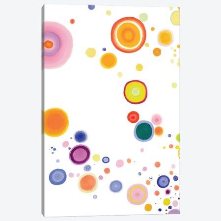 Cosmic Joy!, 2009 Canvas Print #IGA1} by Izabella Godlewska de Aranda Canvas Art Print