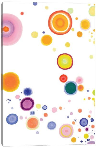 Cosmic Joy!, 2009 Canvas Art Print