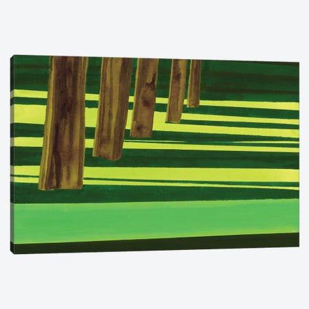 Kensington Gardens Series: Dazzle, 2007 Canvas Print #IGA2} by Izabella Godlewska de Aranda Canvas Print