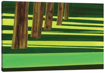 Kensington Gardens Series: Dazzle, 2007 Canvas Art Print