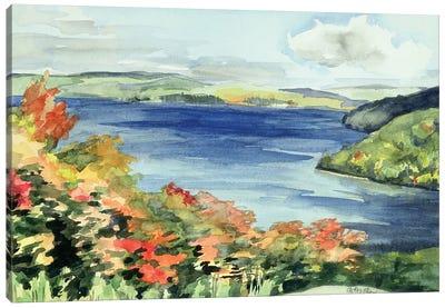Lake Kaministikwia (No. 56), Ontario, Canada Canvas Art Print
