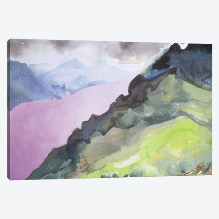 Loch Ness From Glendoe Lodge, 1995 Canvas Print #IGA4} by Izabella Godlewska de Aranda Canvas Art