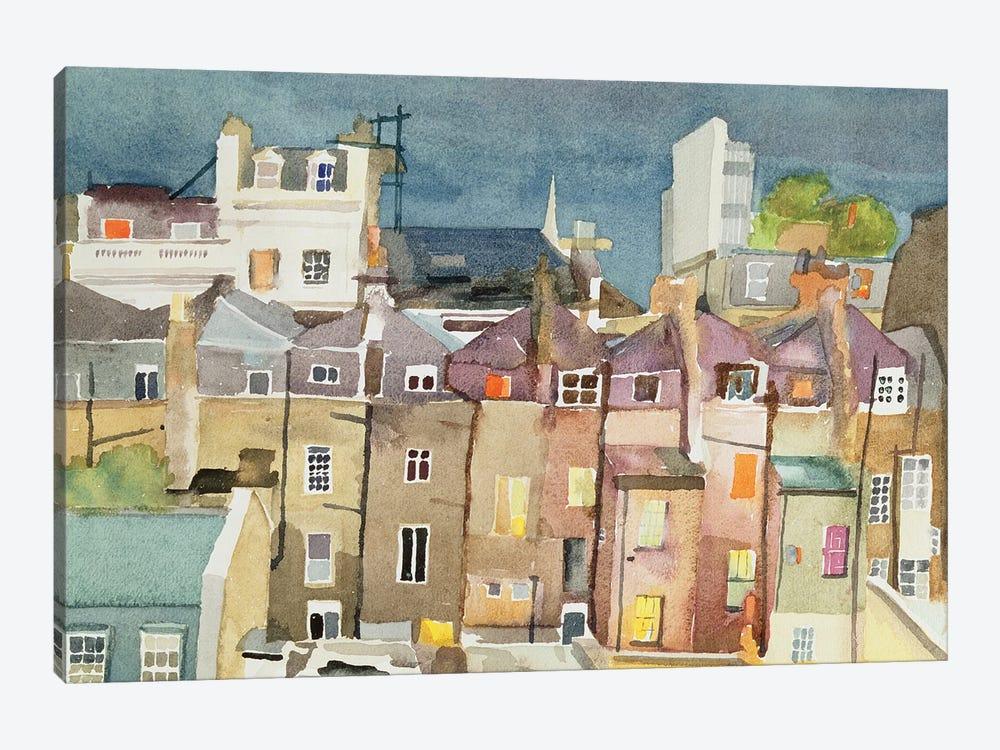 View From Rear Window Of 48 Chester Square, SW1, 1982 by Izabella Godlewska de Aranda 1-piece Art Print