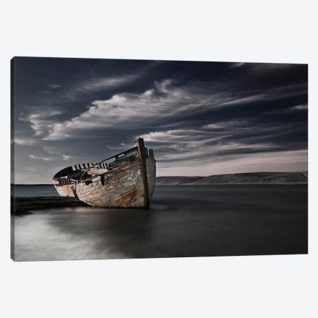 Final Destination 3-Piece Canvas #IGB5} by Bragi Ingibergsson Canvas Print