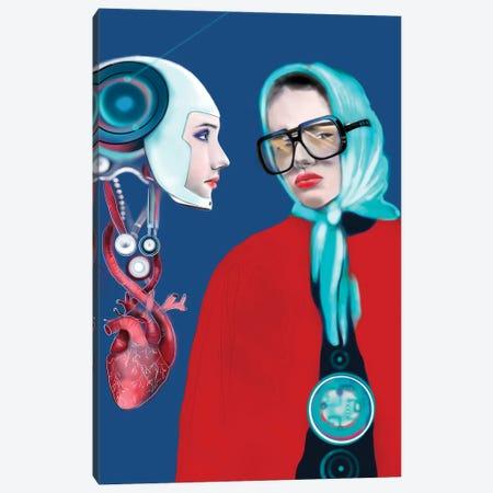 Android Canvas Print #IGC12} by Irina Greciuhina Canvas Art Print