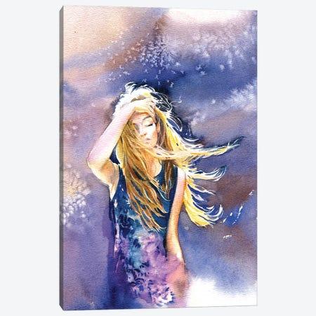 Solar Wind Canvas Print #IGN103} by Marina Ignatova Canvas Art Print