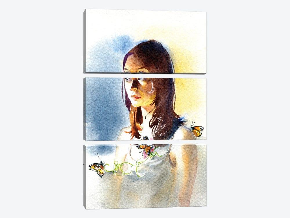 Dreams by Marina Ignatova 3-piece Canvas Artwork