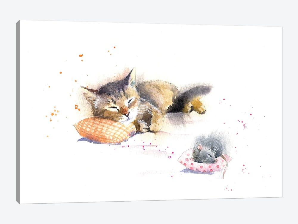 Sweet Dreams by Marina Ignatova 1-piece Canvas Wall Art