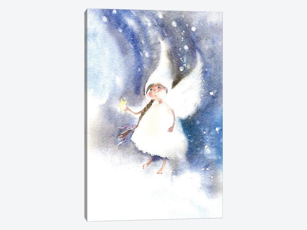 Fairy Of Dreams by Marina Ignatova 1-piece Canvas Art Print