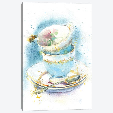 After Tea Party Canvas Print #IGN1} by Marina Ignatova Canvas Artwork