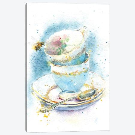 After Tea Party Canvas Print #IGN1} by Marina Ignatova Canvas Artwork