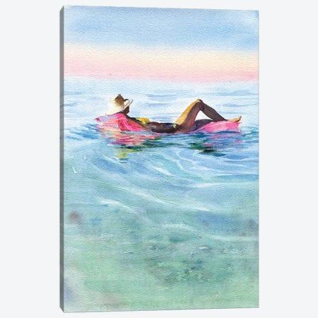 On A Mattress II Canvas Print #IGN26} by Marina Ignatova Canvas Wall Art