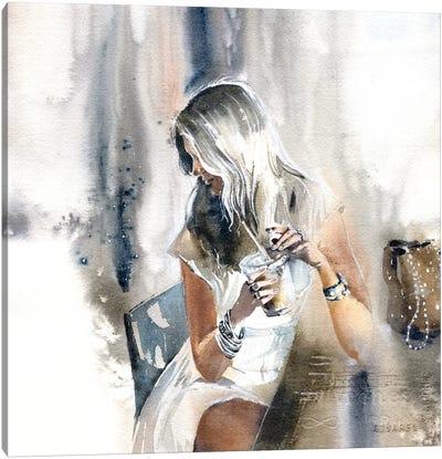 Woman III Canvas Art Print