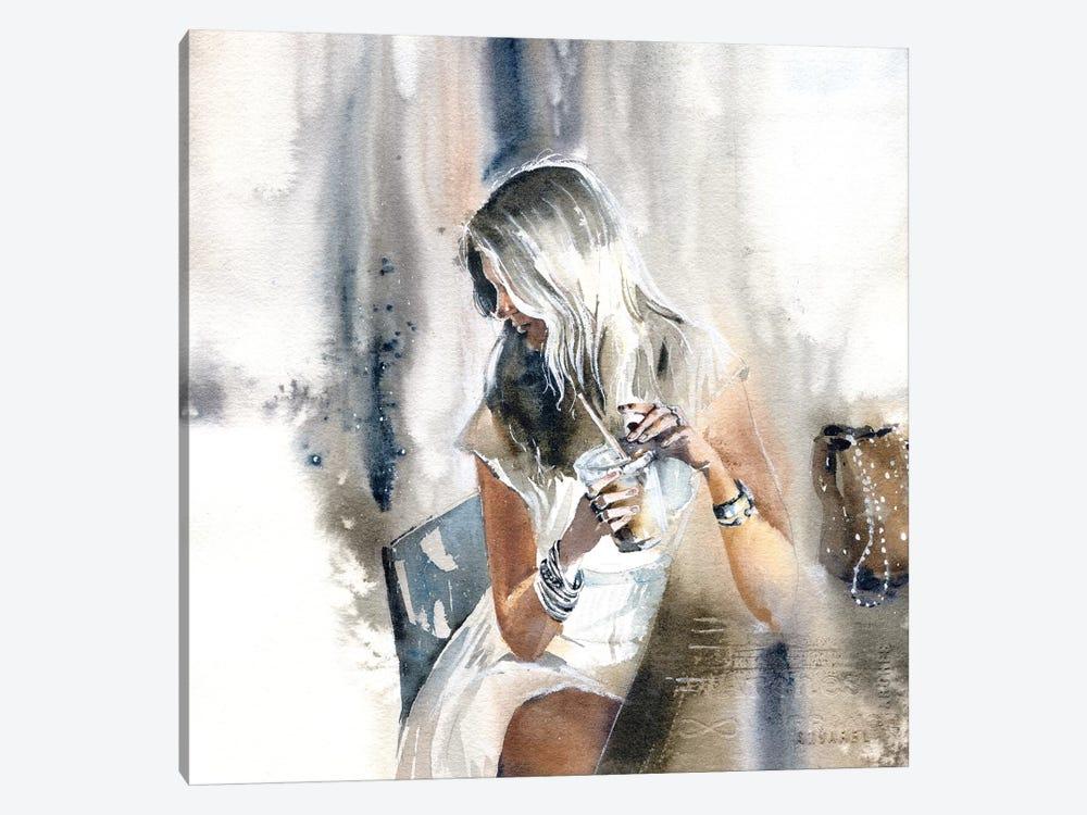 Woman III by Marina Ignatova 1-piece Canvas Art