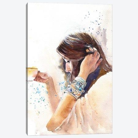 Moment Canvas Print #IGN47} by Marina Ignatova Canvas Artwork