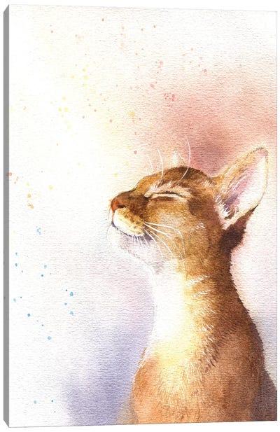 Feeling Of Happiness Canvas Art Print
