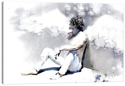 Personal Angel Canvas Art Print