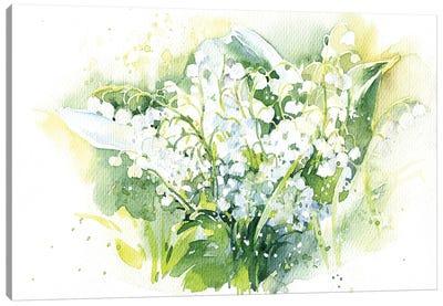 May-Lily Canvas Art Print
