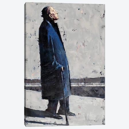 December, Milan Canvas Print #IGS13} by Igor Shulman Art Print