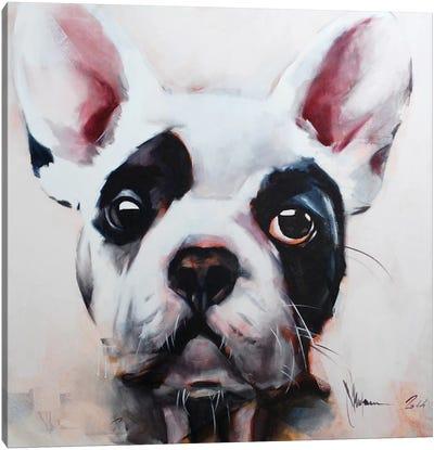 Dog I Canvas Art Print